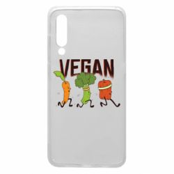 Чохол для Xiaomi Mi9 Веган овочі