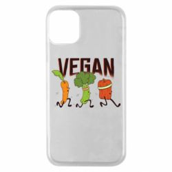 Чохол для iPhone 11 Pro Веган овочі