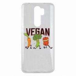 Чохол для Xiaomi Redmi Note 8 Pro Веган овочі