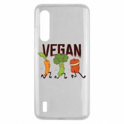 Чохол для Xiaomi Mi9 Lite Веган овочі