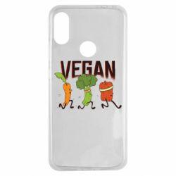 Чохол для Xiaomi Redmi Note 7 Веган овочі