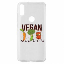 Чохол для Xiaomi Mi Play Веган овочі