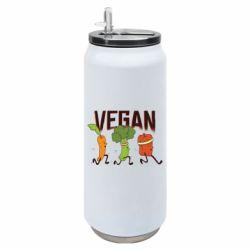 Термобанка 500ml Веган овочі