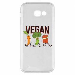 Чохол для Samsung A5 2017 Веган овочі