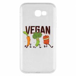 Чохол для Samsung A7 2017 Веган овочі