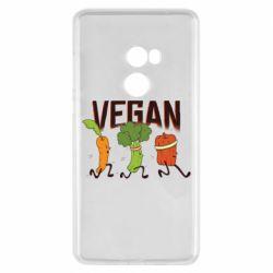 Чохол для Xiaomi Mi Mix 2 Веган овочі