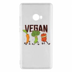 Чохол для Xiaomi Mi Note 2 Веган овочі