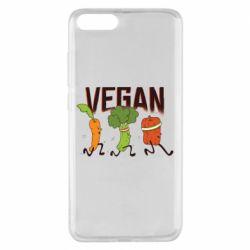 Чохол для Xiaomi Mi Note 3 Веган овочі