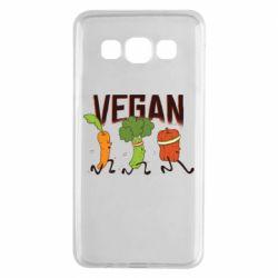 Чохол для Samsung A3 2015 Веган овочі