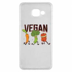 Чохол для Samsung A3 2016 Веган овочі