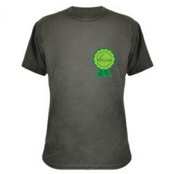 Камуфляжная футболка Vegan - FatLine