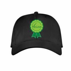 Детская кепка Vegan - FatLine