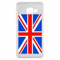 Чехол для Samsung A3 2016 Великобритания