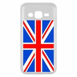 Чехол для Samsung J2 2015 Великобритания