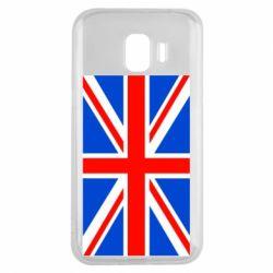 Чехол для Samsung J2 2018 Великобритания