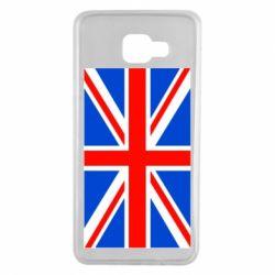 Чехол для Samsung A7 2016 Великобритания