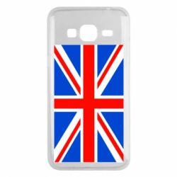 Чехол для Samsung J3 2016 Великобритания