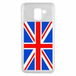 Чехол для Samsung J6 Великобритания