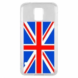 Чехол для Samsung S5 Великобритания
