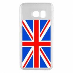 Чехол для Samsung S6 EDGE Великобритания