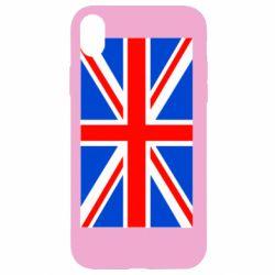 Чехол для iPhone XR Великобритания
