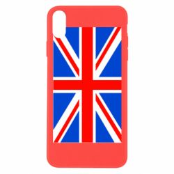 Чехол для iPhone Xs Max Великобритания