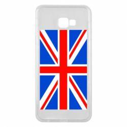 Чехол для Samsung J4 Plus 2018 Великобритания