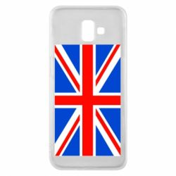 Чехол для Samsung J6 Plus 2018 Великобритания
