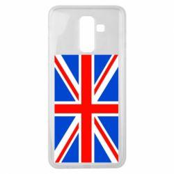 Чехол для Samsung J8 2018 Великобритания