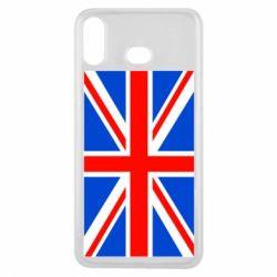 Чехол для Samsung A6s Великобритания