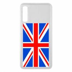 Чехол для Samsung A7 2018 Великобритания