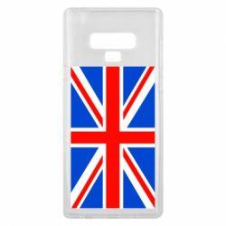 Чехол для Samsung Note 9 Великобритания