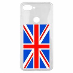 Чехол для Xiaomi Mi8 Lite Великобритания