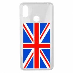 Чехол для Xiaomi Mi Max 3 Великобритания