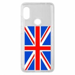 Чехол для Xiaomi Redmi Note 6 Pro Великобритания