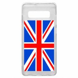 Чехол для Samsung S10+ Великобритания