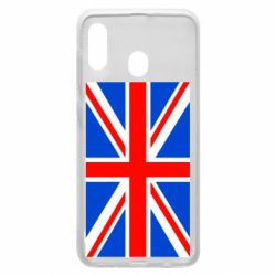Чехол для Samsung A20 Великобритания