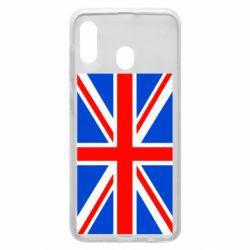 Чехол для Samsung A30 Великобритания