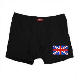 Мужские трусы Великобритания - FatLine