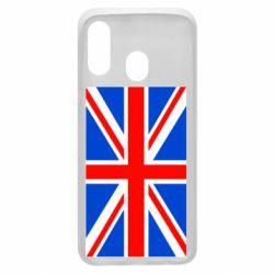 Чехол для Samsung A40 Великобритания