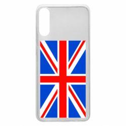Чехол для Samsung A70 Великобритания