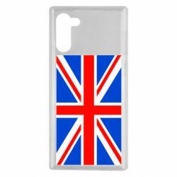 Чехол для Samsung Note 10 Великобритания