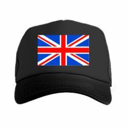 Кепка-тракер Великобритания - FatLine