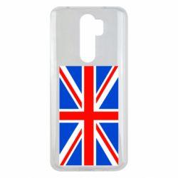 Чехол для Xiaomi Redmi Note 8 Pro Великобритания