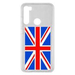 Чехол для Xiaomi Redmi Note 8 Великобритания