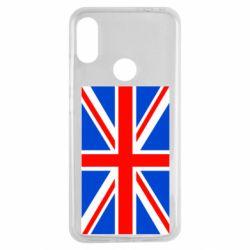 Чехол для Xiaomi Redmi Note 7 Великобритания