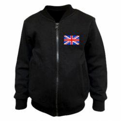 Детский бомбер Великобритания