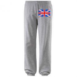 Штаны Великобритания - FatLine