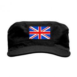 Кепка милитари Великобритания - FatLine