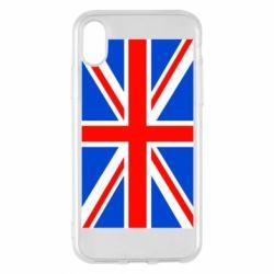 Чехол для iPhone X/Xs Великобритания